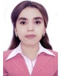 Раҳматова Мадина Муҳаммадалиевна